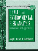 Health and Environmental Risk Analysis