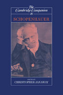 The Cambridge Companion to Schopenhauer
