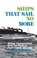 Ships That Sail No More Pdf