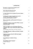 Language Research Bulletin: Gogaku Kenkyū