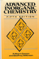 Advanced inorganic chemistry /