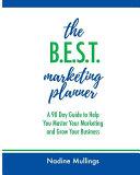 The B E S T Marketing Planner