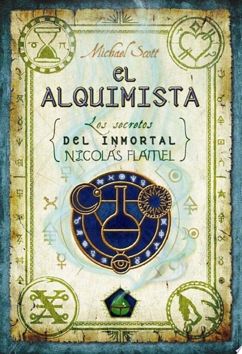 El alquimista banner backdrop