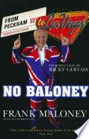 No Baloney Book PDF