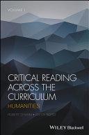 Critical Reading Across the Curriculum [Pdf/ePub] eBook