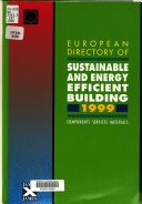 European Directory of Sustainable and Energy Efficient Building