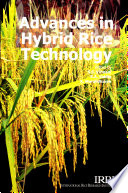 Advances In Hybrid Rice Technology Book PDF