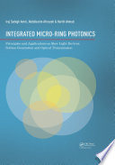 Integrated Micro-Ring Photonics