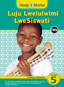 Books - Study & Master Luju Lwelulwimi Lwesiswati Incwadzi Yathishela Libanga Lesi-5   ISBN 9781107679214