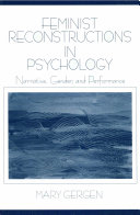 Feminist Reconstructions in Psychology