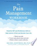 The Pain Management Workbook