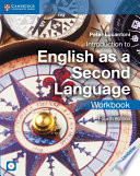 Books - Introduction To English As A Second Language: Workbook | ISBN 9781107688810