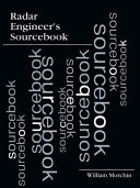 Radar Engineer s Sourcebook Book