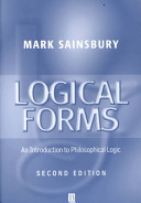 Logical Forms ebook