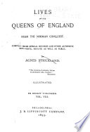 Lives Of The Queens Of England Book PDF