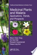 Medicinal Plants and Malaria