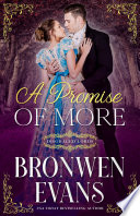 A Promise Of More  A Disgraced Lords Novel