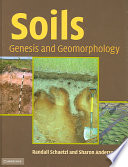 """""""Soils: Genesis and Geomorphology"""" by Schaetzl/Anderson, Randall J. Schaetzl, Sharon Anderson, Professor of Medicine Division of Nephrology and Hypertension Sharon Anderson, Knovel (Firm)"""