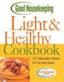 Good Housekeeping Light Healthy Cookbook Book PDF
