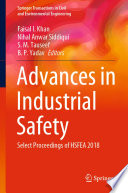 Advances In Industrial Safety Book PDF
