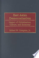 East Asian Democratization