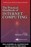 The Practical Handbook of Internet Computing