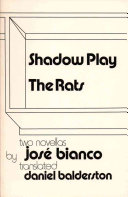 Shadow Play   The Rats Book