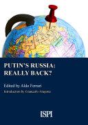 Putin s Russia  really back