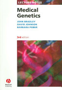 Lecture Notes  Medical Genetics Book