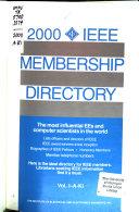 IEEE Membership Directory