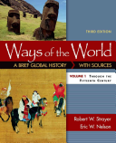 Ways of the World  A Brief Global History with Sources Book PDF