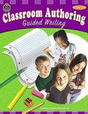 Classroom Authoring, Grades 4-8