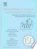 Electrochemistry in Molecular and Microscopic Dimensions