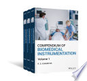 """Compendium of Biomedical Instrumentation, 3 Volume Set"" by Raghbir Singh Khandpur"
