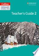 Collins International Primary English     International Primary English Teacher   s Guide  Stage 2