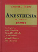 Cover image of Anesthesia