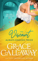 The Viscount Always Knocks Twice Pdf/ePub eBook
