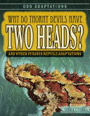 Pdf Why Do Thorny Devils Have Two Heads?