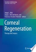 Corneal Regeneration Book PDF