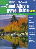 Rand McNally Deluxe Road Atlas   Travel Guide  1998