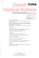 Danish Medical Bulletin