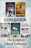 Conqueror: The Complete 5-Book Collection