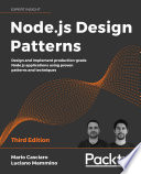 Node js Design Patterns