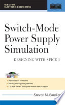 Switch Mode Power Supply Simulation  Designing with SPICE 3