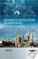 Advanced Distillation Technologies Book
