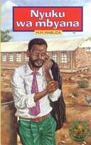 Books - Nyuku Wa Mbyana (Drama) (Xitsonga) (African Heritage Winner, 1996) | ISBN 9780636019324
