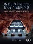 Underground Engineering [Pdf/ePub] eBook