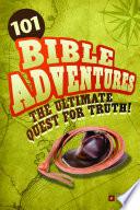 101 Bible Adventures Book