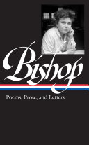 Elizabeth Bishop Books, Elizabeth Bishop poetry book