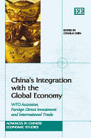 China s Integration with the Global Economy Book